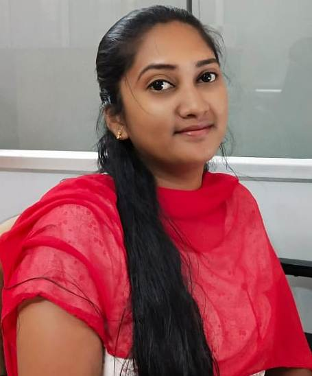 Profile Picture of Ms. Pavithra