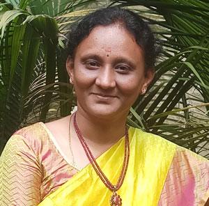 Profile Picture of Mrs. kavitha Sasidaran
