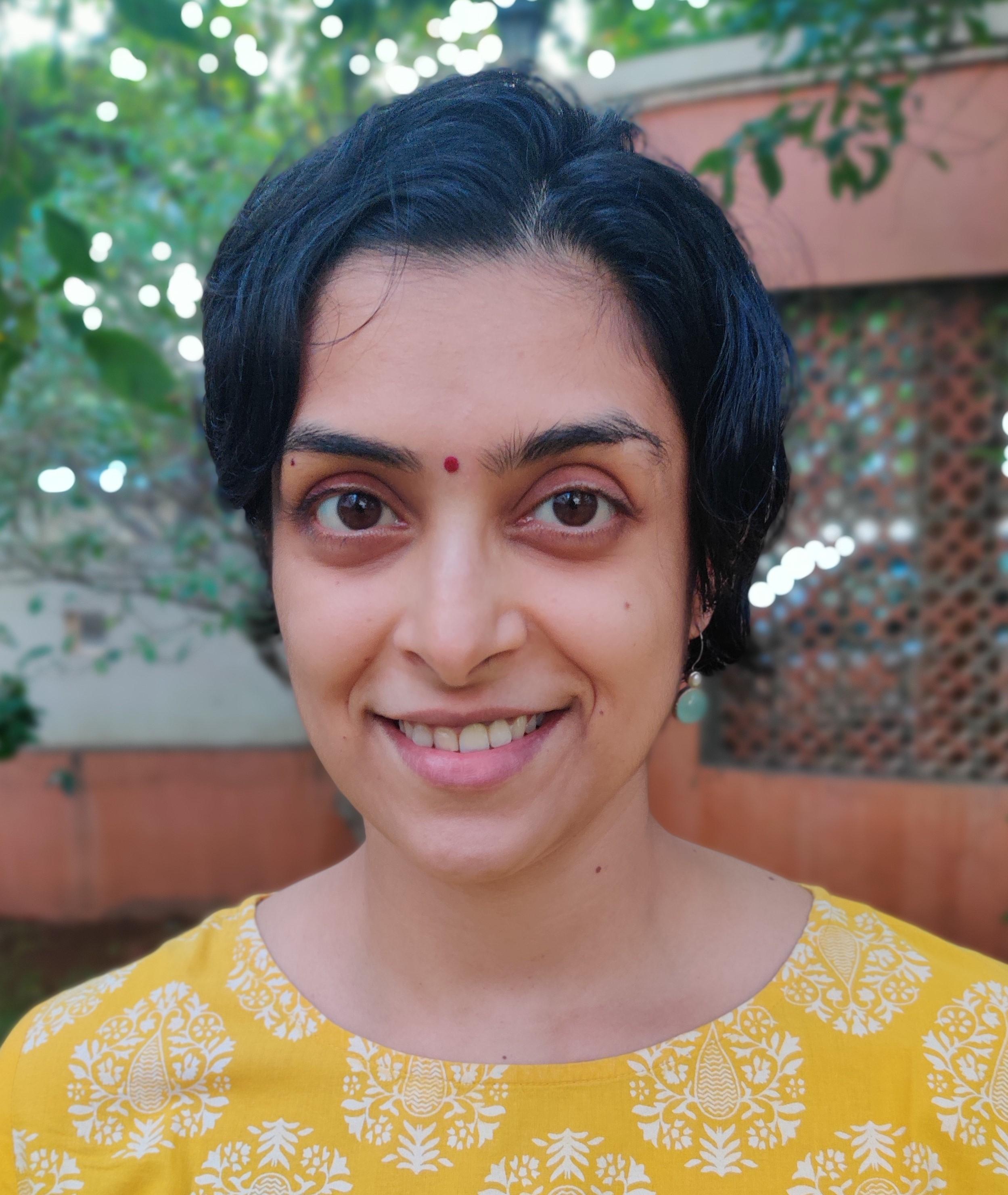 Profile Picture of Pia Chandavarkar